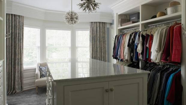 Closet Bay Window Transitional Nightingale Design