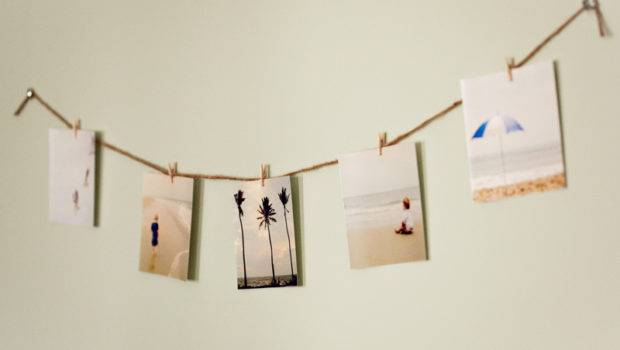 Clothesline Hanging Something Simple