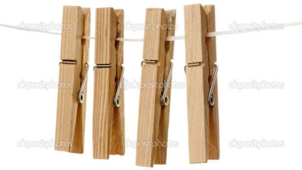 Clothespins Hanging Taratata