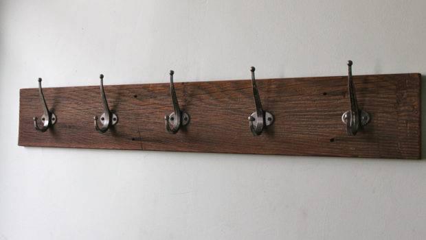 Coat Hooks Modern Wall Mounted Rack Ideas Eames Hang All