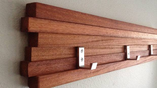 Coat Rack Hook Modern Key Hat Minimalist Wall Hanging Modbox
