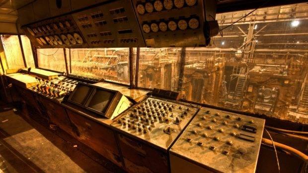 Cockpit Industrial Plants