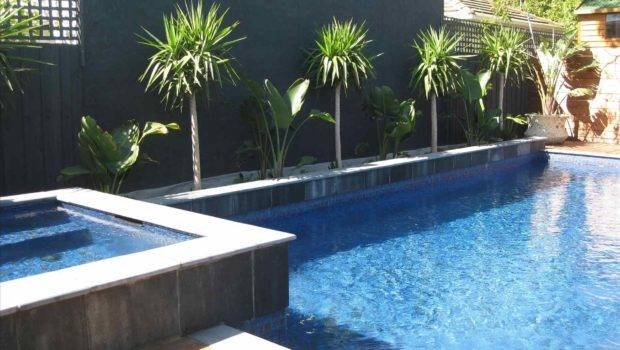Collection Homes Modern Pool Designs