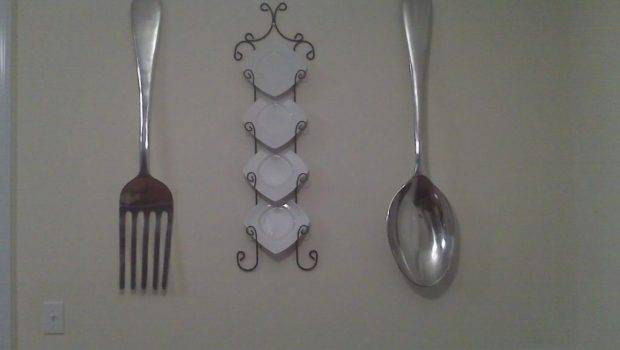 Collection Utensil Wall Art Ideas