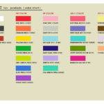 Color Emotion Chart Search Photos