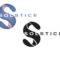 Color Monotone Logo Design Solstice Letter