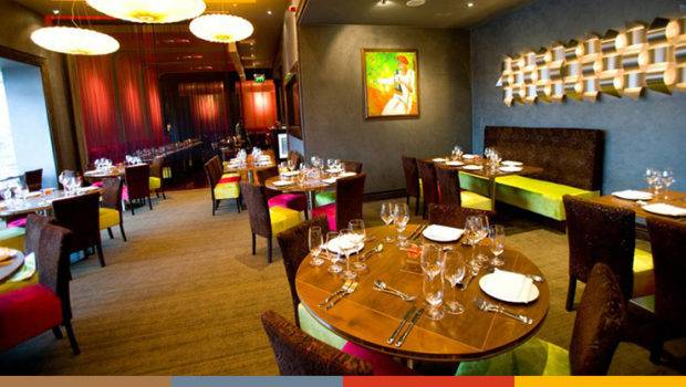 Color Schemes Restaurant Interior Design