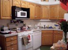 Color Should Paint Kitchen Cherry Cabinets