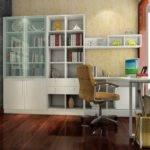 Color Study Room Gray Brick Wall