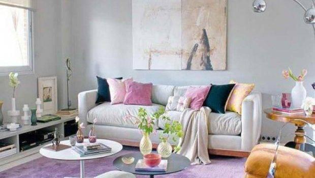 Color Wheel Interior Design Living