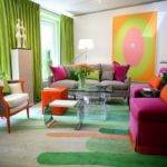 Color Wheel Interior Design Primary
