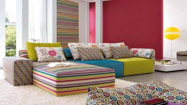 Color Wheel Interior Design Room