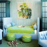 Color Wheel Interior Design Using