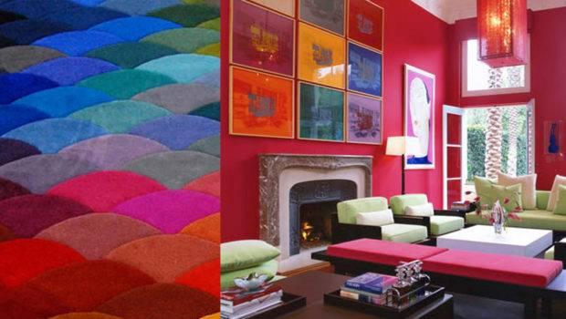 Colorful Interiors Luxury Interior Design Journal