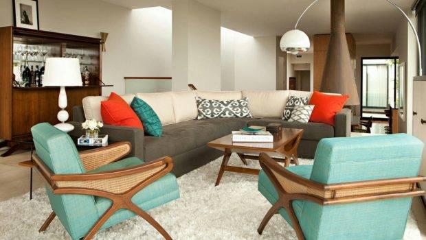 Colorful Summer Decorative Interior Cor Idea