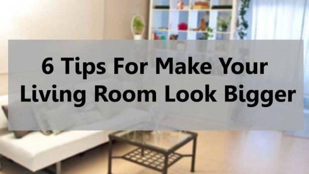 Colors Paint Living Room Make Look Bigger