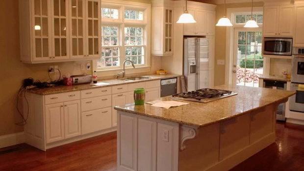 Colors Paint Your Kitchen Cabinets Wooden Floor