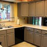 Colors Painting Kitchen Cabinets Cost