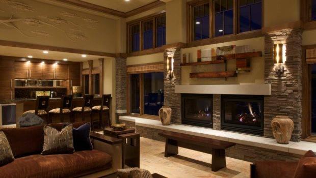 Columns Interior Decorative Wood