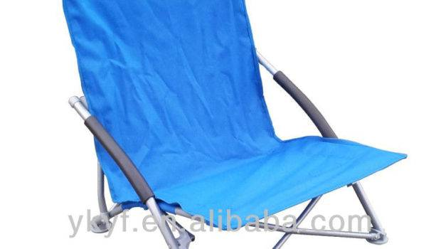 Comfortable Folding Low Seat Beach Chair Buy