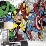Comic Book Wall Murals Peenmedia