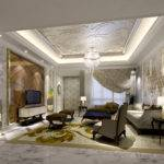 Comments Luxury Living Room Model