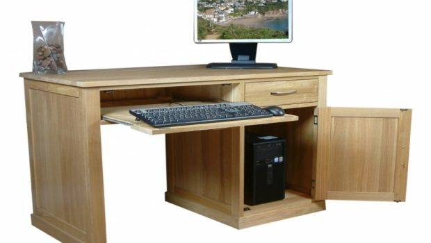 Compact Computer Desks Small Spaces