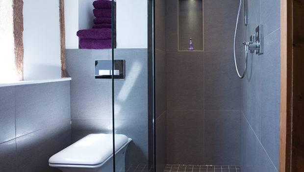 Compact Suite Shower Room Potts