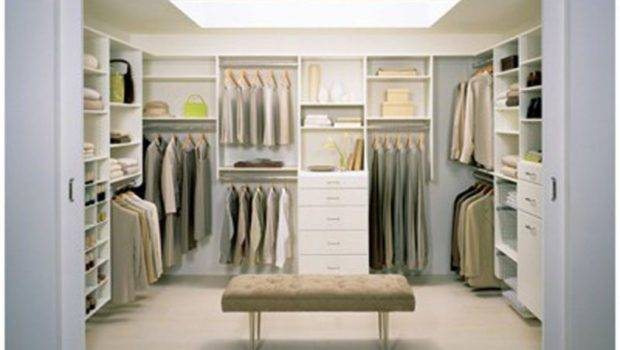 Compact Walk Closet Design Ideas