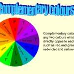 Complementary Colors Colours