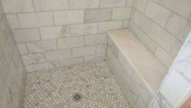 Complete Carrara Marble Tile Bathroom Instalation Time Lapse Youtube