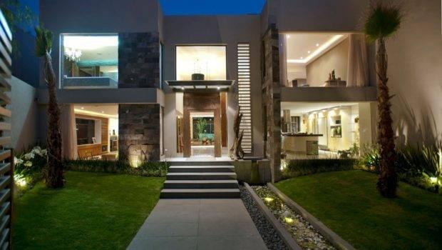 Compromising Modern Home Mexico Casa City