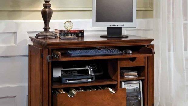 Computer Desk Small Spaces Decofurnish