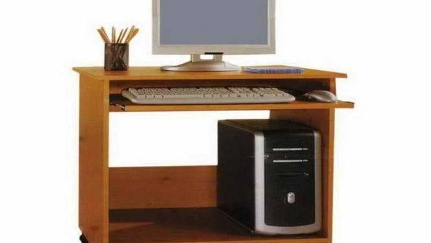 Computer Desks Small Spaces Home Interior Design