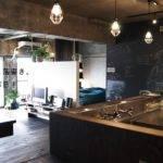 Concrete Interior Elements Design Ideas