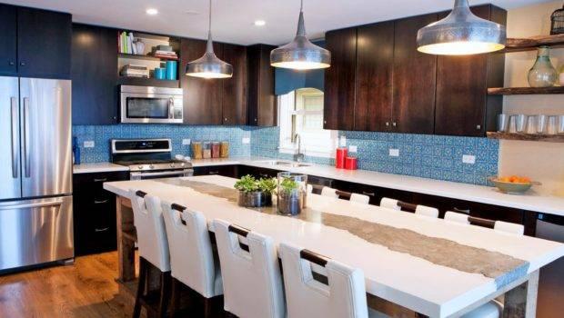Concrete Kitchen Countertops Ideas Hgtv