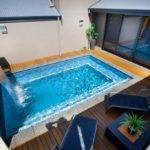 Consider Indoor Small Pool Swimming Designs