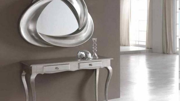 Console Table Design Ideas Hallway Mirrors Mirror