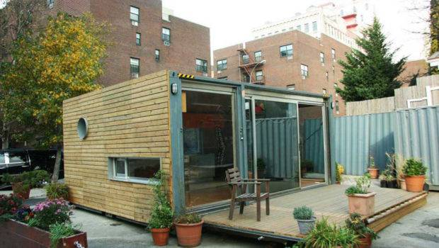 Container Box Home Tiny House Swoon