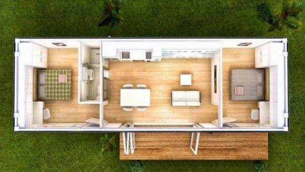 Container House Design Building Shipping Containers