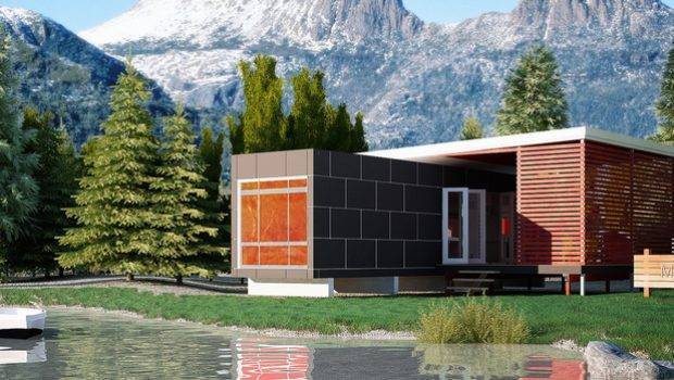 Container Living Shipping Homes Designs Ideas