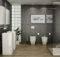 Contemporary Bathroom Colors Field Then