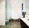 Contemporary Bathroom Lighting Architecture Homes Yarra