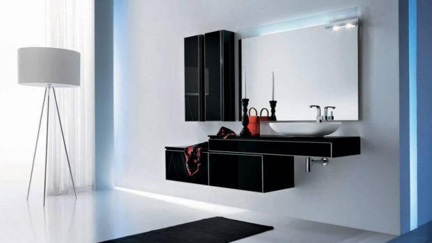 Contemporary Bathroom Mirrors Decor Industry Standard Design