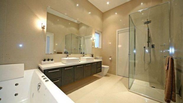 Contemporary Brilliance Residence House Modern Bathroom