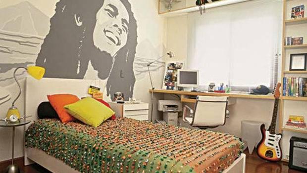 Contemporary Cool Teenage Boys Room Design Ideas Casa Abril