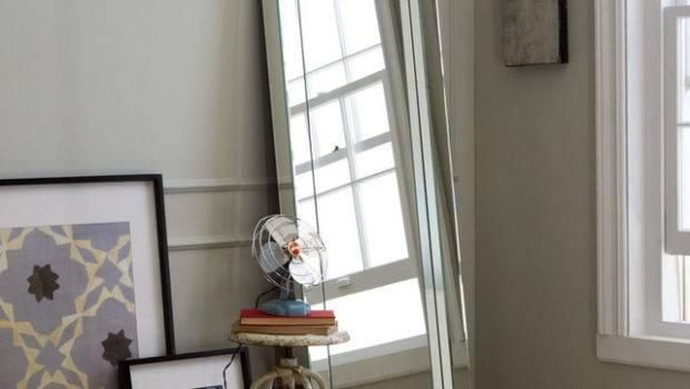 Contemporary Floor Mirrors Classy Bedroom Decor Chanel