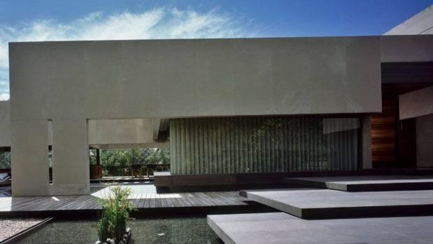 Contemporary Home Design Mexico Modern Mexican House
