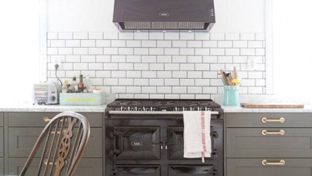 Contemporary Kitchens Cement Tiles Paradissi