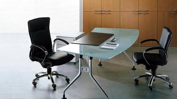 Contemporary Modern Office Desk Interior Design Architecture